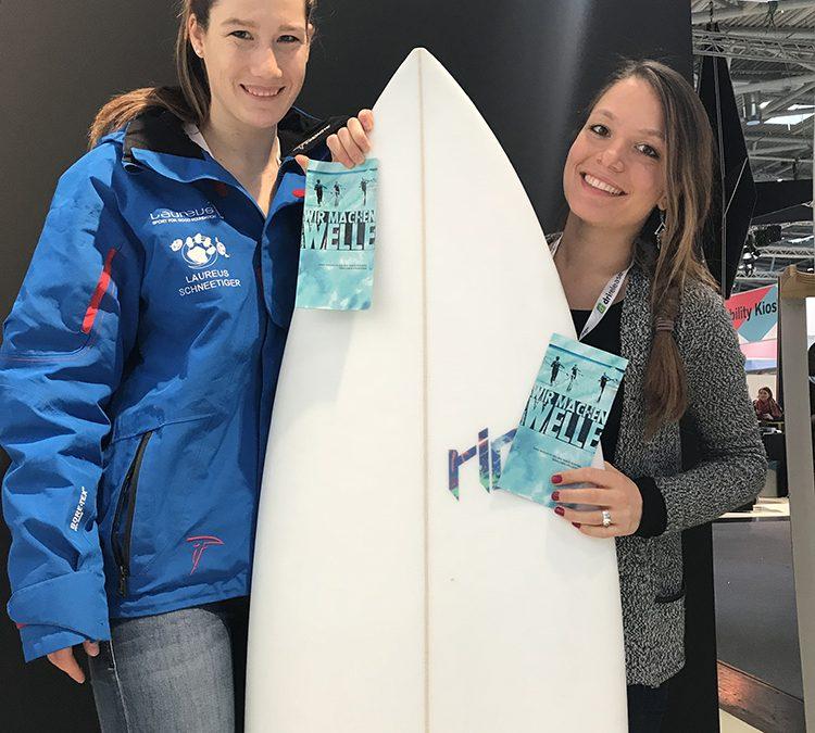 wirmachenwelle kommt nach Österreich – Kooperation mit den Schneetigern